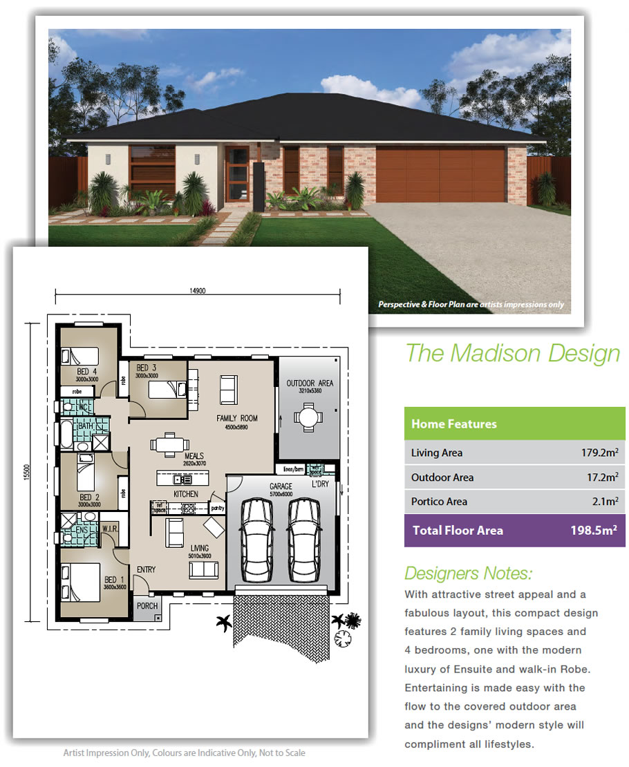 The Madison Design