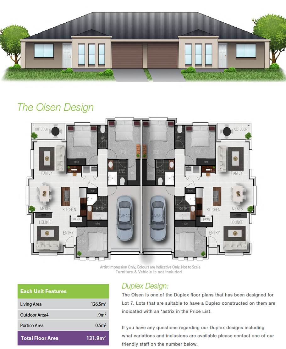 The Olsen Design